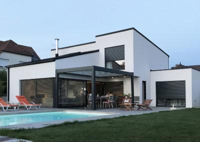 Maison individuelle à Lampertheim