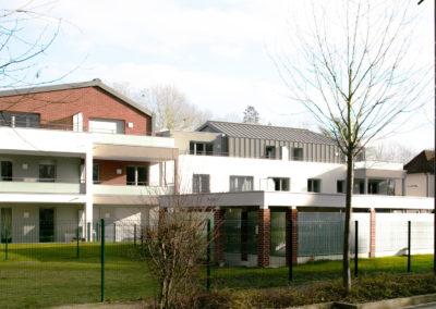 Immeuble Ganzeau