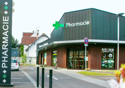 Pharmacie de la Niederbourg