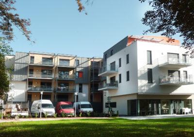 50 logements THPE NR – Résidence senior